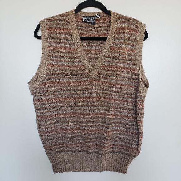 Lands' End Other - Vintage // Land's End 100% wool -Made in Scotland